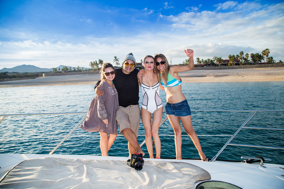 Yachts Charters Cabo